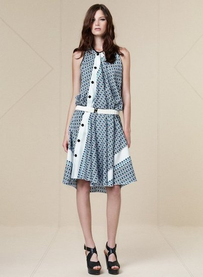 Derek Lam Resort 2013