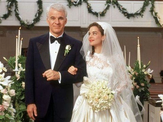 George Banks, Father of the Bride