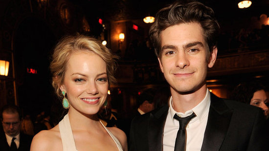 Video: Andrew and Emma Turn the Tonys Into Date Night — Plus, Hugh's Adorable Honor!
