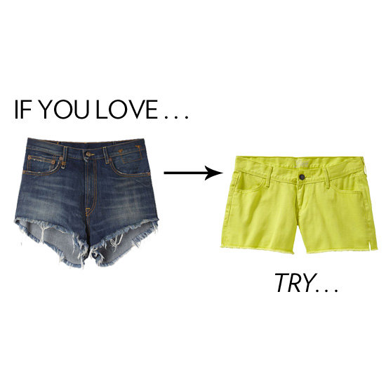 The Neon Cutoffs