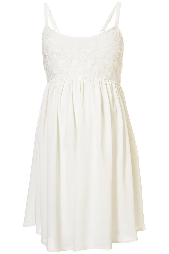 Topshop Maternity Strappy Sundress ($72)