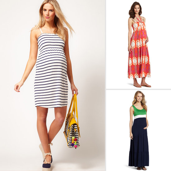 11 Beach-Ready Dresses to Flatter Your Baby Bump