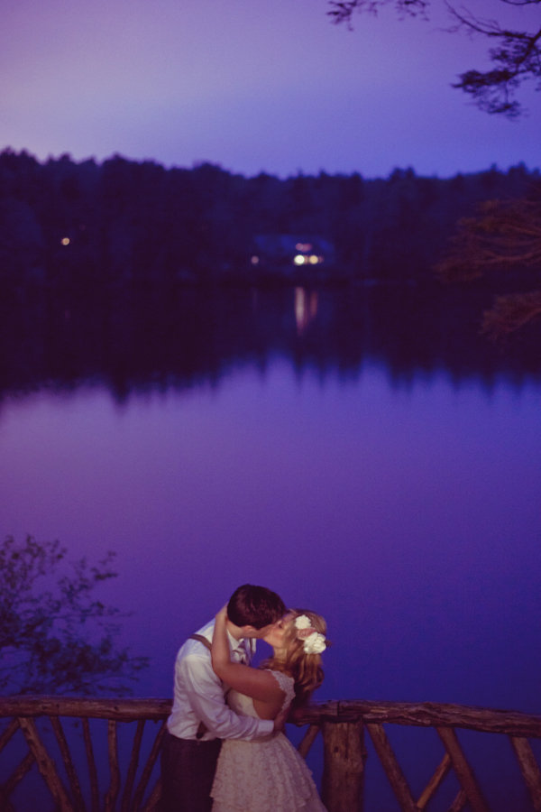 Lakeside Kiss