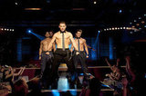 Out later this month, Magic Mike is partly based on star Channing Tatum's real-life experience as a stripper. The flick follows a group of Chippendales-esque male strippers at fictional club Xquisite. Photo courtesy of Warner Bros.