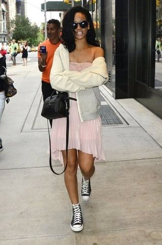 Rihanna's in NYC