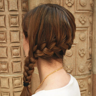 5 Easy Steps to a Side French Braid