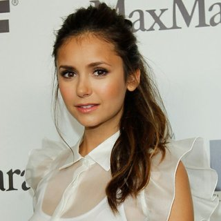Nina Dobrev Ponytail Tutorial