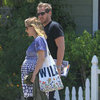 Drew Barrymore and Will Kopelman Honeymoon Pictures