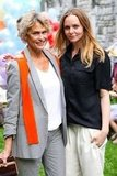 Lauren Hutton and Stella McCartney make a pretty awesome duo.  Photo courtesy of Stella McCartney