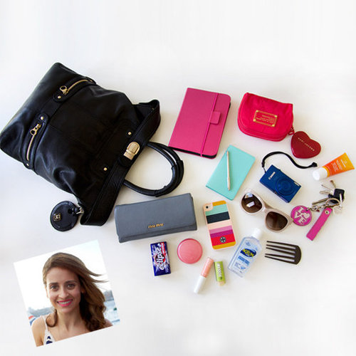 Handbag Confessions: What a Sugar Editor Carries in her Handbag