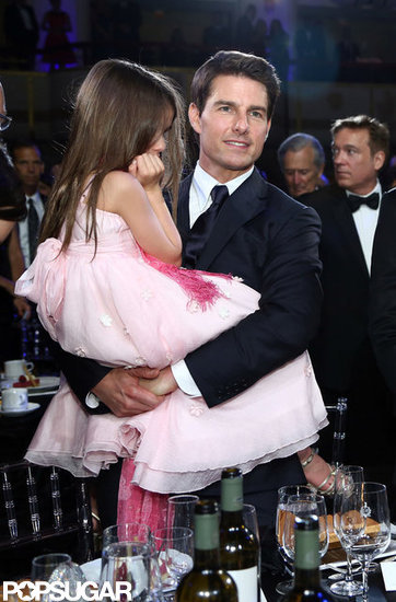 Tom Cruise was honored at a Friars Club event sponsored by Godiva.