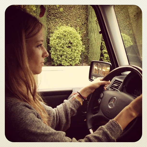 Driving Miss Ronson