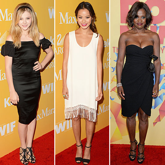 Women in Film Crystal + Lucy Awards Best Dressed