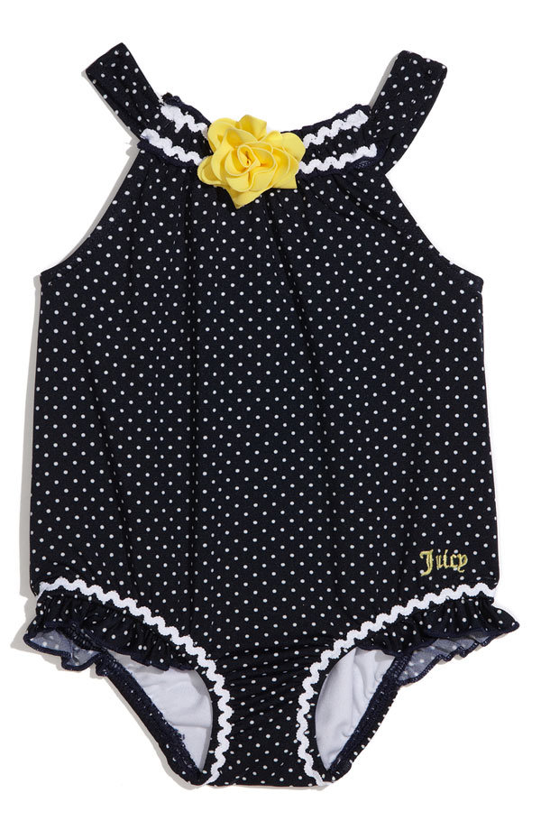 Juicy Couture One-Piece Infant Swimsuit ($38, originally $58)