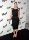 Abbie Cornish posed at the Persol Magnificent Obsessions event in NYC.