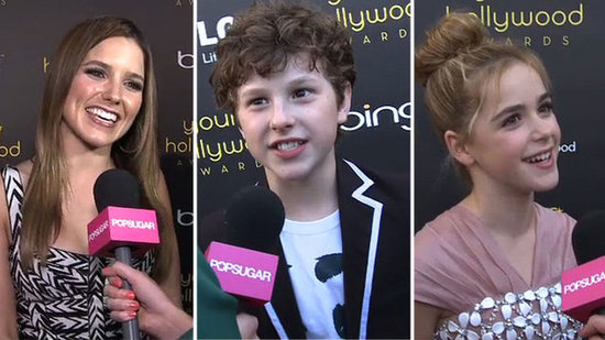 Video: Stars Share Best Life Advice at Young Hollywood Awards