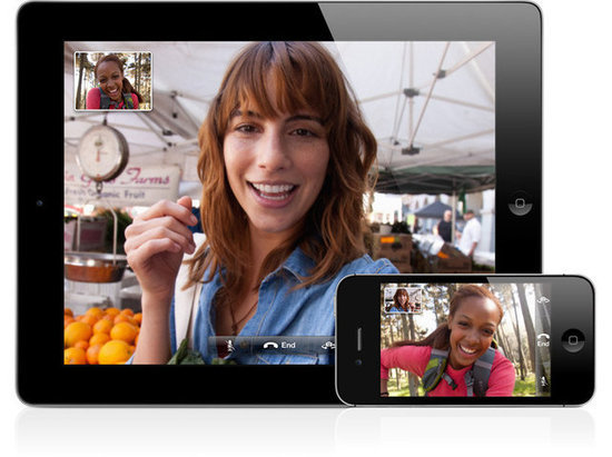 FaceTime Gets an Update — No WiFi Needed