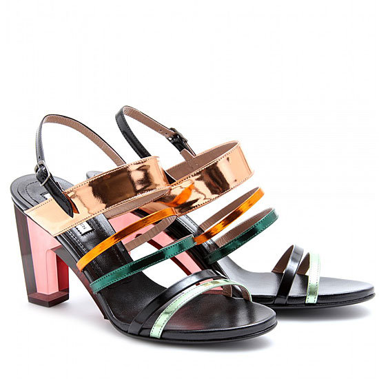 Best Metallic Sandals