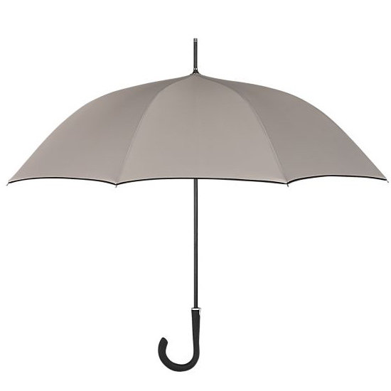 Umbrella, approx $26 at Crate and Barrel.