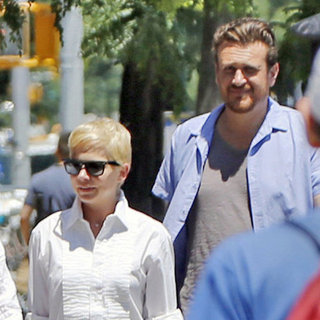 Michelle Williams and Jason Segel Dating Pictures in NYC