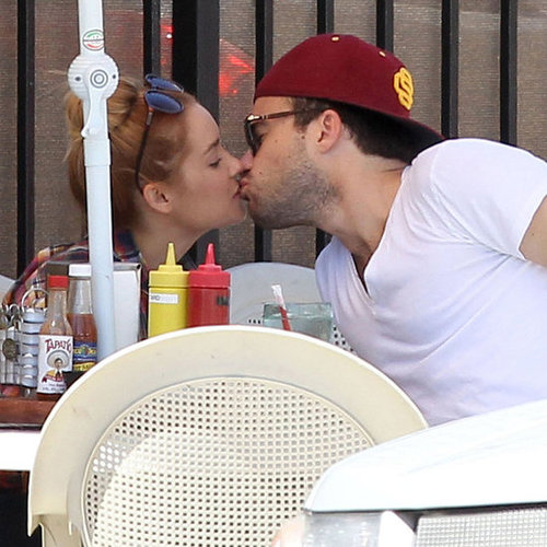 Lauren Conrad Kissing William Tell Pictures
