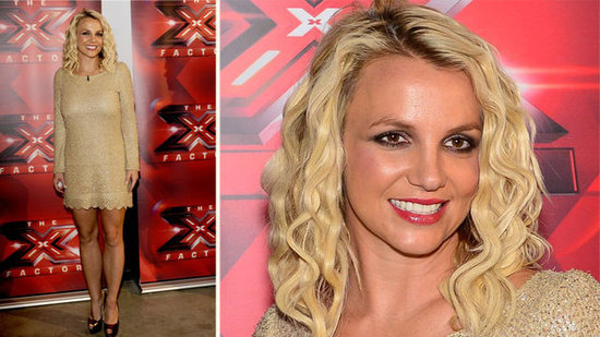 Video: Behind the Scenes of Britney's Latest X Factor Appearance!