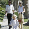 Gwen Stefani and Gavin Rossdale Father's Day Pictures