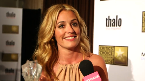 Video: Cat Deeley Reveals SYTYCD John Travolta Aspirations