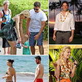 Elizabeth Banks's Family Vacation, Shirtless Josh Radnor's Twilight PDA — Maui Film Fest Highlights!