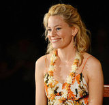 Elizabeth Banks smiled at the Maui Film Festival.