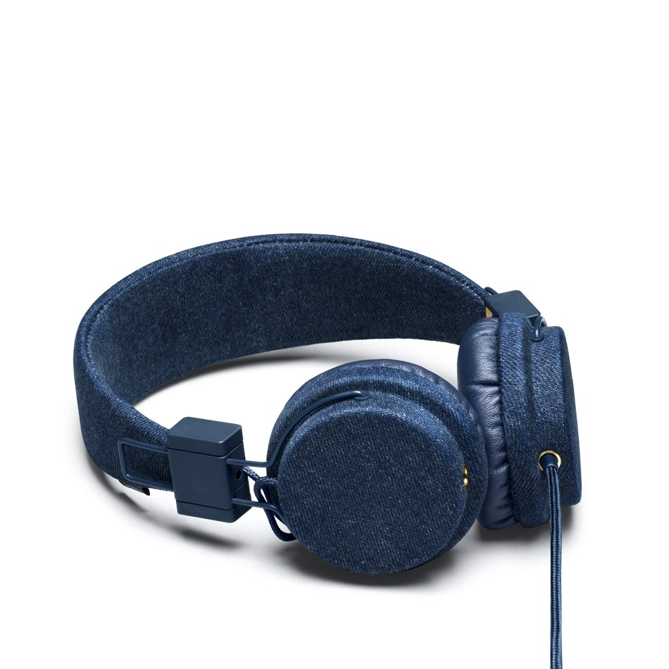Urbanears Edition Plattan Headphones in Denim ($80)