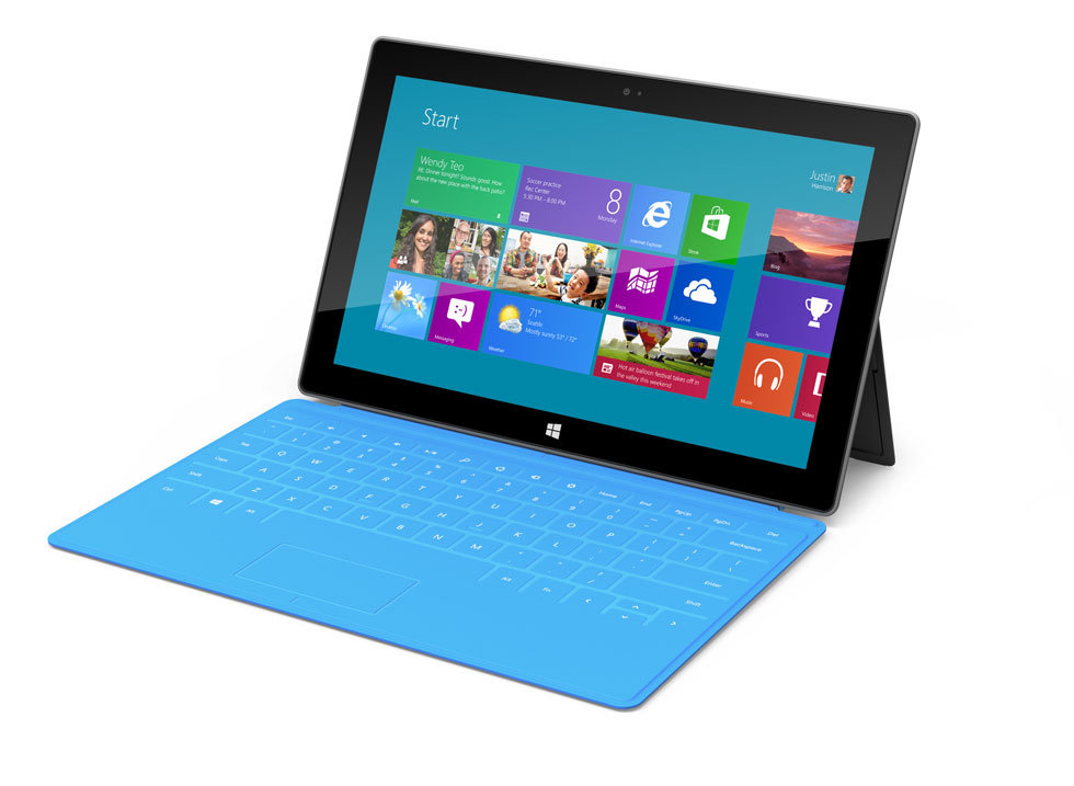 Hello, Surface — 4 Standout Features of Microsoft's New Tablet