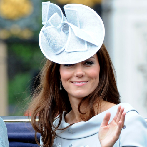 Kate Middleton in Erdem at Trooping the Colour