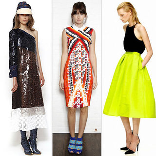 Plus de 250 photos des collections resort 2013 : Louis Vuitton, Tibi, Zac POsen et plein d'autres !