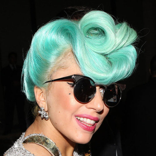 Lady Gaga Arrives in Sydney: See Her Crazy Cool Beauty Look
