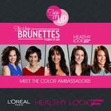 Check Out the Latest Looks From the L'Oréal Brunette Color Ambassadors!