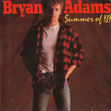 """Summer of '69"" by Bryan Adams"