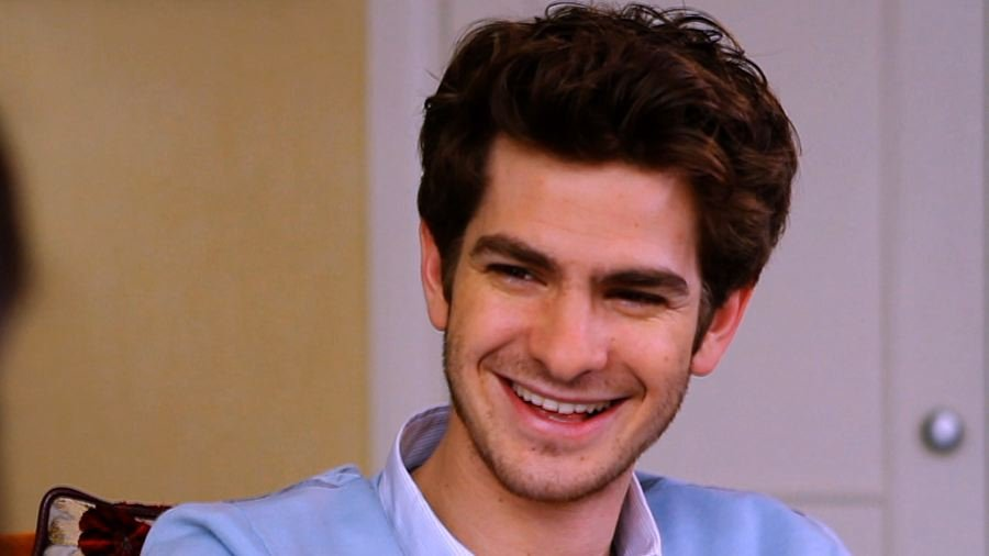 Andrew Garfield on Why Spider-Man Makes Him Cry