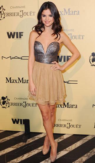 31. Selena Gomez