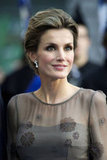 Princess Letizia of Spain Age: 40 Royal Profile: This princess was a journalist before her marriage to Felipe, Prince of Asturias, the heir apparent to the Spanish throne.  Style Profile: Princess Letizia gravitates toward modern suiting and clean-cut shift dresses. Her style sense may be on the classic side, but she has a decidedly on-trend way of dressing it up. As far as details are concerned, she has an eye for cool oversized clutches and steers clear of frills.
