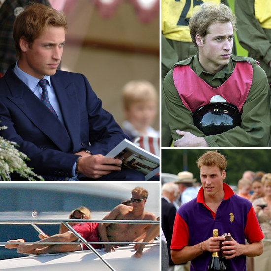 Treat Yourself to 30 Hot Prince William Pictures on His Birthday