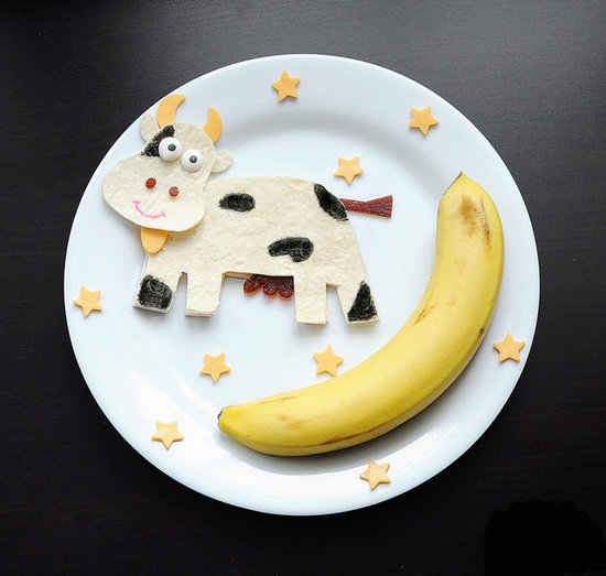 Turn Snack Time Into a Work of Art