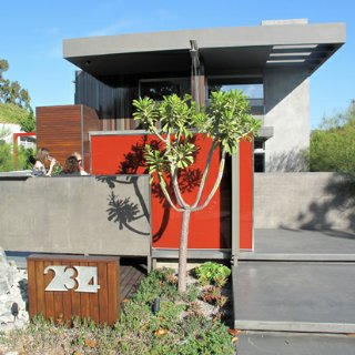 Santa Monica LEED Platinum House Tour Pictures