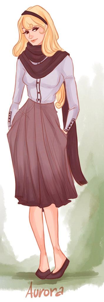 Hipster Aurora