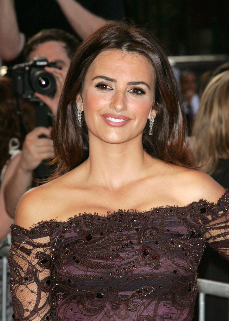 Penelope Cruz smiled at a screening of To Rome With Love in at NYC's Paris Theatre.