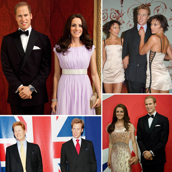 Wish Prince William a Happy Birthday With a Look at His Wax Figures