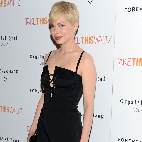 Michelle Williams Pictures NYC Premiere of Take This Waltz