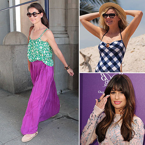 Celebrity Style Recap June 18, 2013