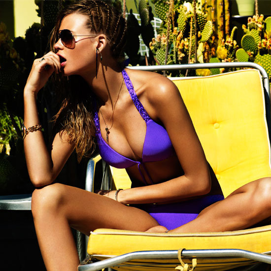 Exclusive! New Photos From Behati Prinsloo's Sizzling Campaign For Seafolly