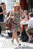 Sienna Miller's Boho-Chic Style